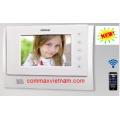 MÀN HÌNH CHUÔNG CỬA COMMAX  KẾT NỐI SMARTPHONE CDV-70UX