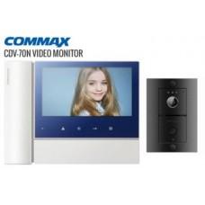 Bộ Chuông Cửa Commax CDV-70N/DRC-4L