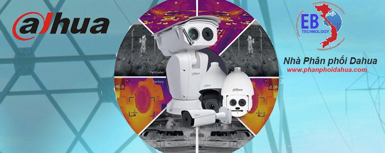 Công ty phân phối camera dahua