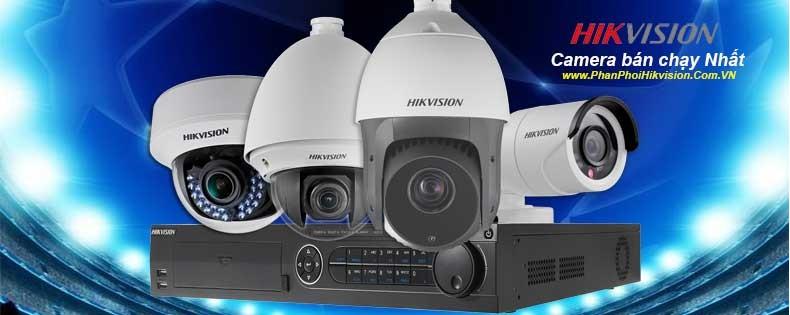 Công ty phân phối camera hikvision