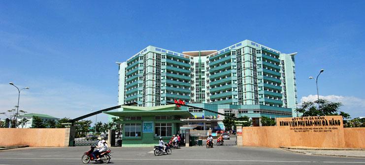 bệnh viện đã sử dụng hệ thống báo gọi t tá commax